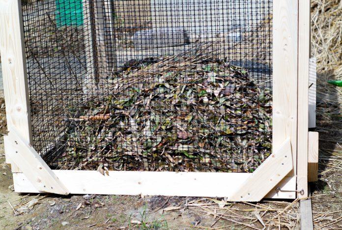 cubo de compost